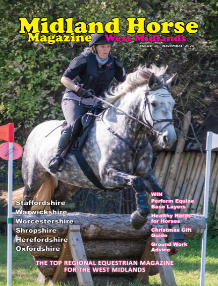 Midland Horse: West Midlands November 01, 2020 00:00