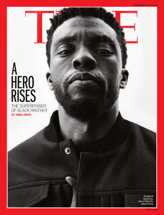 Time Magazine Europe Feb 19, 2018