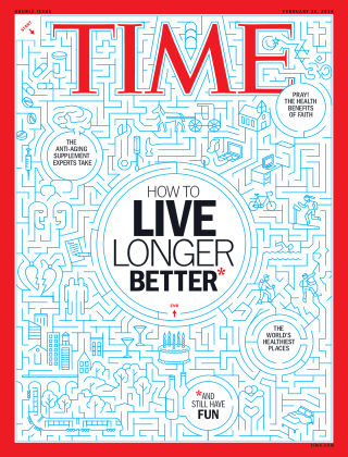 Time Magazine Europe Feb 26, 2018