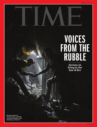 Time Magazine Europe Mar 12th, 2018