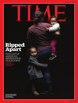 Time Magazine Europe 19th March 2018