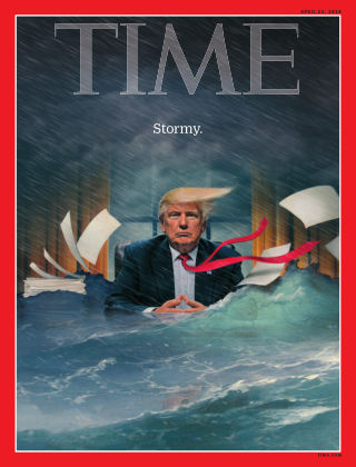 Time Magazine Europe 23rd April 2018