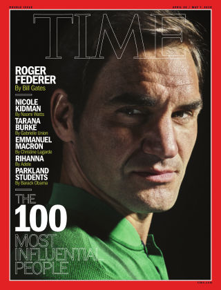 Time Magazine Europe 30th April 2018