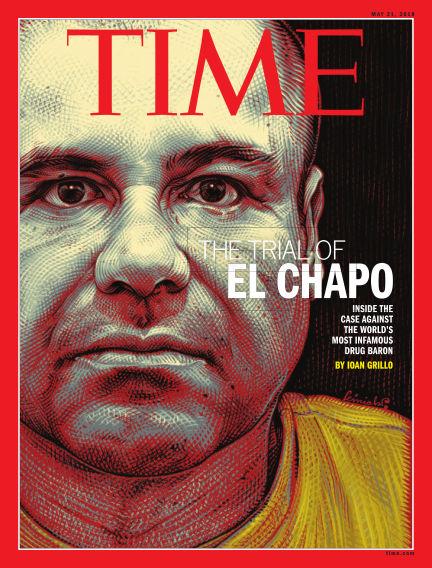 Time Magazine Europe May 12, 2018 00:00