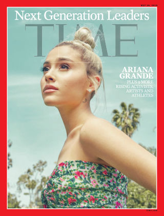 Time Magazine Europe May, 28th 2018