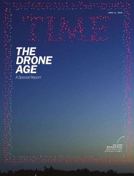 Time Magazine Europe June 02, 2018 00:00