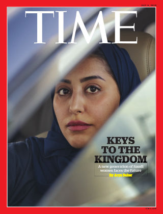 Time Magazine Europe July 9th, 2018