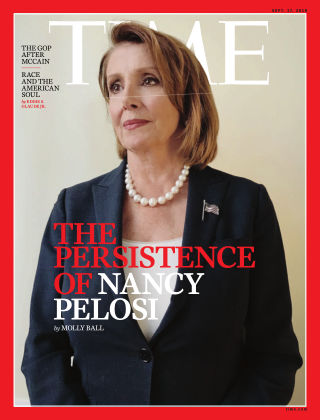 Time Magazine Europe September 17th, 2018