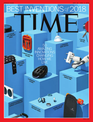 Time Magazine Europe Nov 26. 2018
