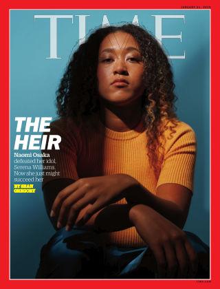 Time Magazine Europe Jan 21, 2019