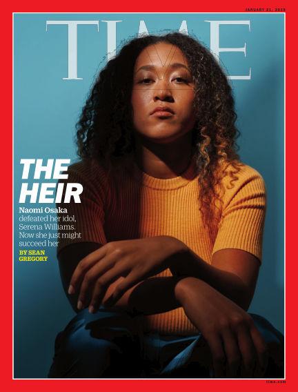 Time Magazine Europe January 12, 2019 00:00