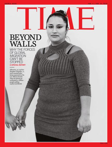 Time Magazine Europe January 26, 2019 00:00