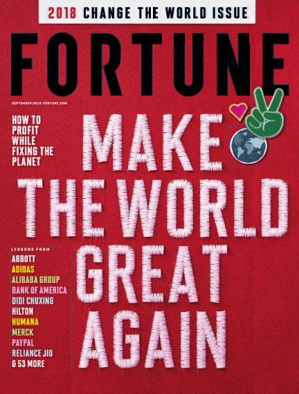 FORTUNE August 27, 2018 00:00