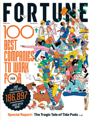 FORTUNE March 2019