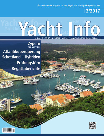 Yacht Info June 04, 2017 00:00