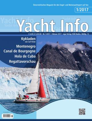 Yacht Info 1/2017