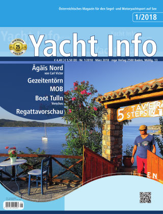 Yacht Info 1/2018