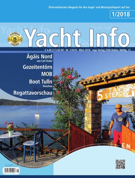 Yacht Info February 17, 2018 00:00