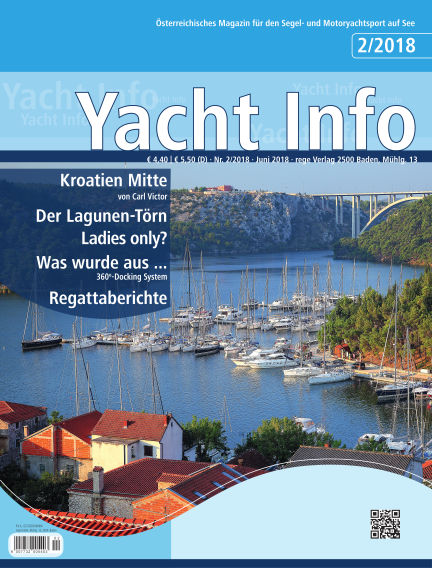 Yacht Info June 09, 2018 00:00