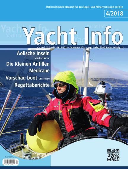 Yacht Info December 01, 2018 00:00