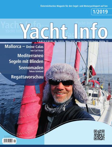 Yacht Info February 23, 2019 00:00