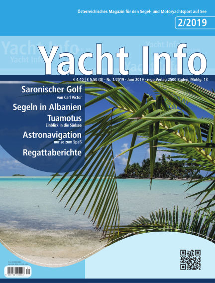 Yacht Info June 01, 2019 00:00