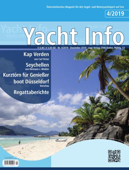 Yacht Info December 04, 2019 00:00