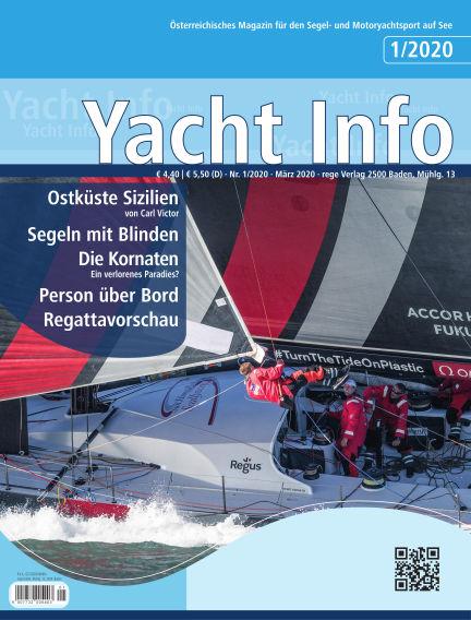 Yacht Info February 22, 2020 00:00