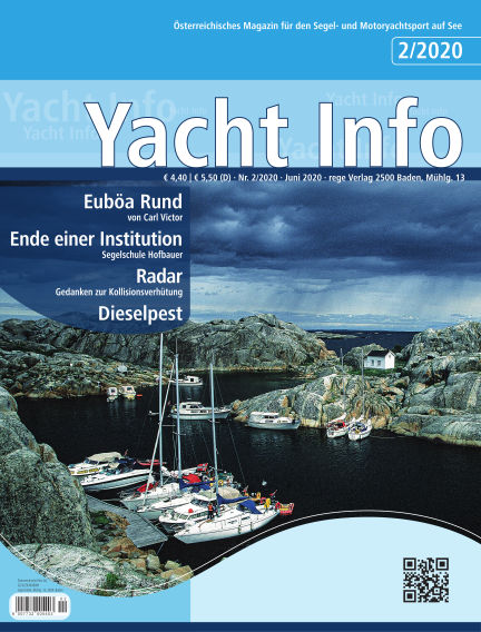 Yacht Info May 30, 2020 00:00