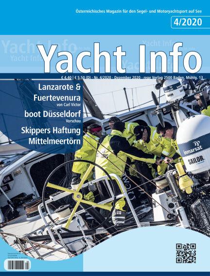 Yacht Info December 01, 2020 00:00