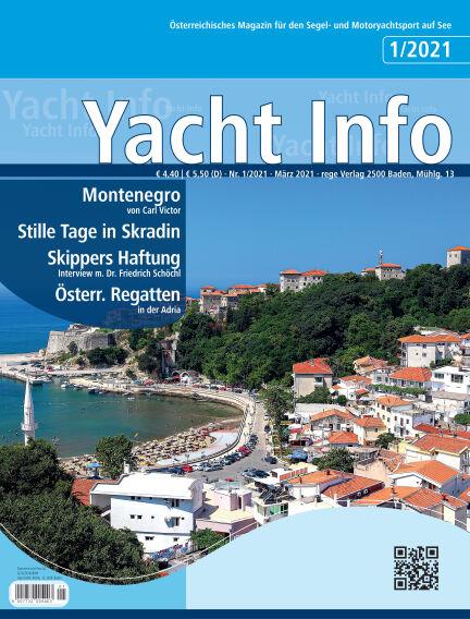 Yacht Info February 27, 2021 00:00