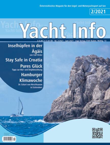 Yacht Info June 01, 2021 00:00
