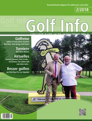 Golf Info 2/2018