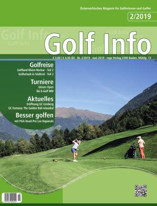 Golf Info 02/2019