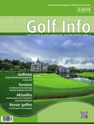 Golf Info 3/2019