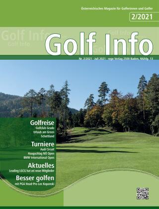 Golf Info 2/2021