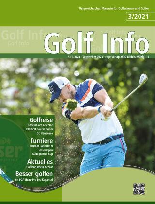 Golf Info 3/2021