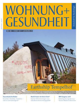 WOHNUNG + GESUNDHEIT (eingestellt) 164 / September 2017