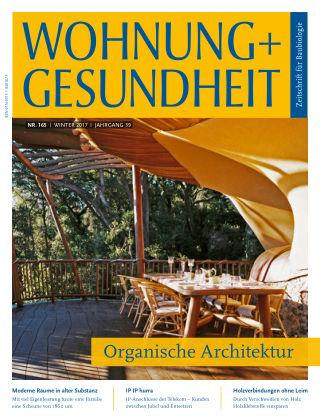 WOHNUNG + GESUNDHEIT (eingestellt) 165 / Dezember 2017
