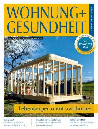 WOHNUNG + GESUNDHEIT (eingestellt) 166 / März 2018