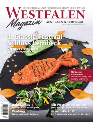 WESTFALEN Magazin (eingestellt) Herbst 2017