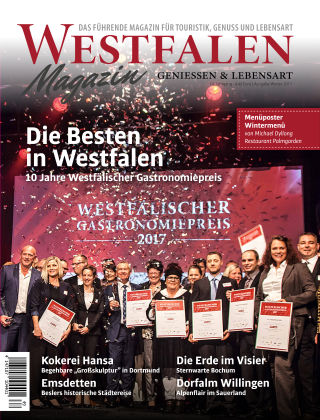WESTFALEN Magazin Winter 2017