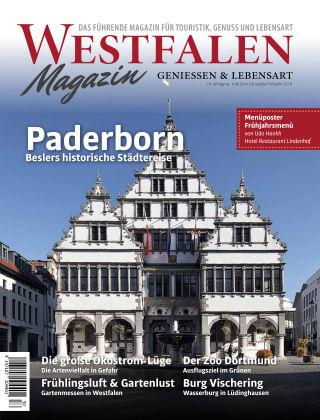 WESTFALEN Magazin Frühjahr 2018