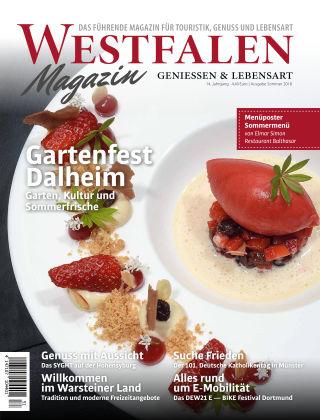 WESTFALEN Magazin Sommer 2018
