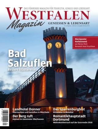 WESTFALEN Magazin Herbst 2018
