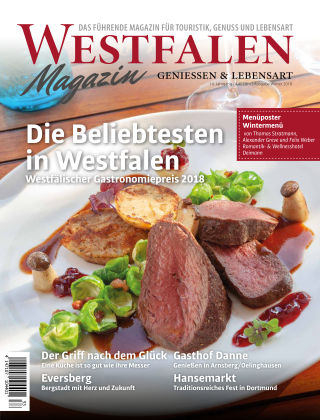 WESTFALEN Magazin Winter 2018