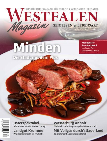 WESTFALEN Magazin (eingestellt) May 29, 2019 00:00