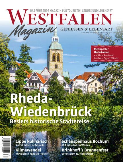 WESTFALEN Magazin (eingestellt) September 13, 2019 00:00