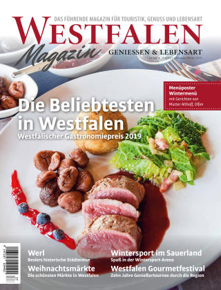 WESTFALEN Magazin Winter 2019