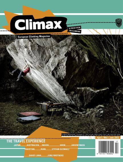 Climax April 01, 2013 00:00